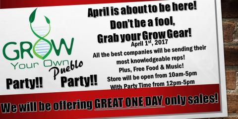 Vendor Day and Party!!!!, Pueblo, Colorado