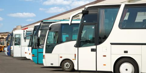 4 Reasons to Rent a Charter Bus for Your Wedding, Passaic, New Jersey