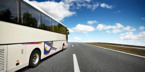 3 Ways Traveling by Charter Bus Is Safer Than Other Modes of Transportation, Passaic, New Jersey