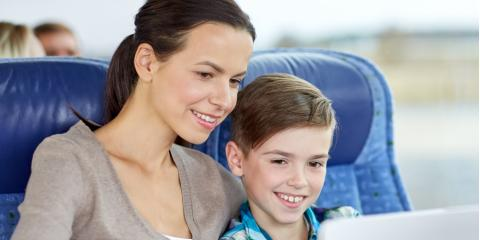3 Tips for Traveling With Kids on Charter Buses, Passaic, New Jersey