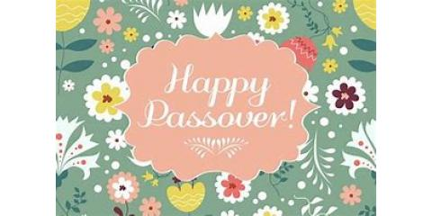Wishing you and your family a Happy Passover!!, Forked River, New Jersey