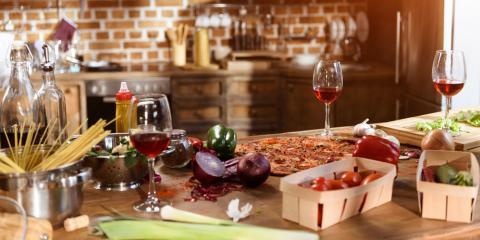 CT's Best Italian Restaurant Explains How to Pair Pasta & Wine , Groton, Connecticut