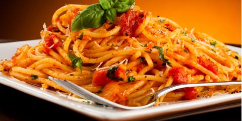 3 Health Benefits of Eating Pasta, Stamford, Connecticut