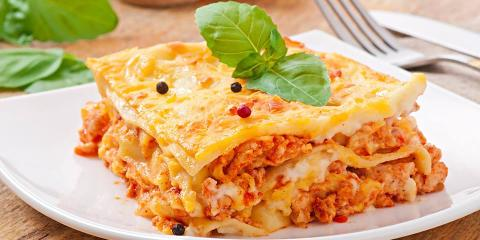 5 Health Benefits of Baked Pasta From an Italian Restaurant, Brookhaven, New York