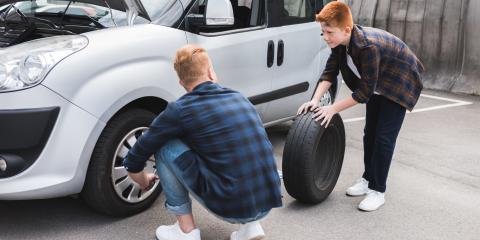 3 Risks Low Tire Pressure Creates, Paterson, New Jersey