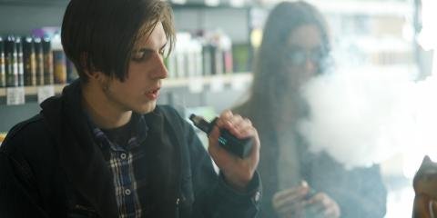 3 Ways Vaping & Smoking Affects Oral Health, Union City, New Jersey