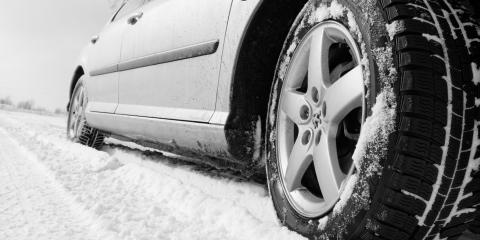 3 Ways to Improve Traction In the Snow, Paterson, New Jersey
