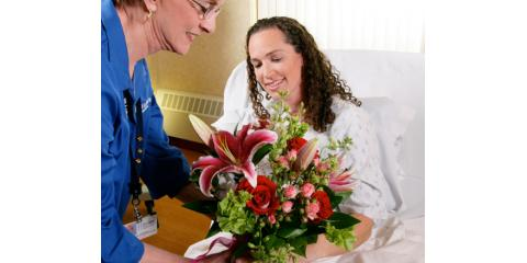 Flowers Can Make a Hospital Patient's Day, Manhattan, New York
