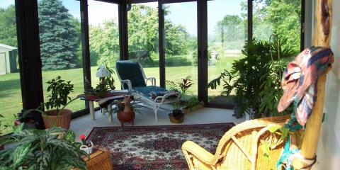 3 Reasons to Install a Patio Enclosure on Your Front Porch, East Rochester, New York