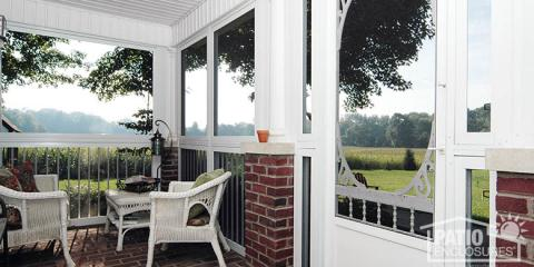 Covered Patio Features To Factor Into Your Design Ideas Patio - Patio enclosures rochester ny