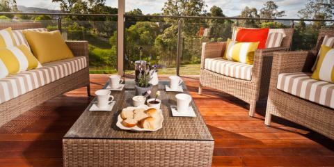 3 Reasons to Invest in Wicker Patio Furniture, East Rochester, New York
