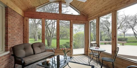 How to Choose Between a Screened-In Porch and a Glass Sunroom, Nicholasville, Kentucky