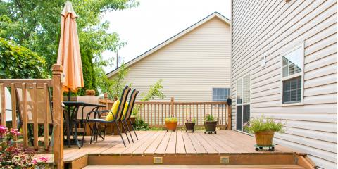 Thinking of Remodeling? 5 Reasons to Install a Custom Deck, St. Peters, Missouri