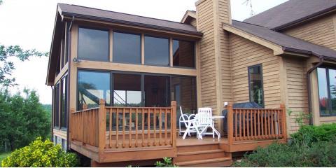 3 differences between 3 season sunroom and 4 season sunroom patio enclosures inc east - Types sunrooms advantages ...