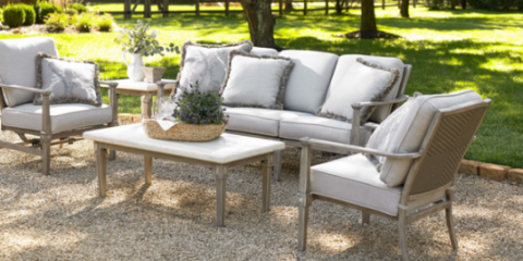 Transform Your Outdoor Living Space With Plank & Hide® Patio Furniture, German, Ohio
