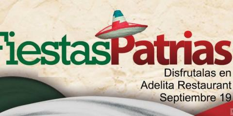 Adelita Restaurant Celebrates Mexico Independence Day, Queens, New York
