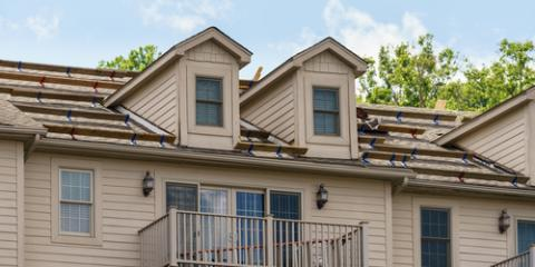 3 Telltale Signs You Need a New Roof, Concord, Missouri
