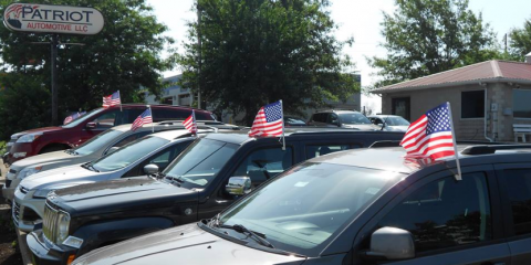 Patriot Automotive LLC, Used Car Dealers, Services, Georgetown, Kentucky