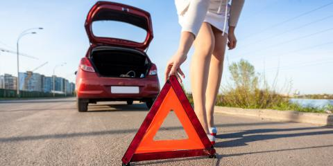 Top 4 Reasons for a Car Breakdown, Washington, Missouri
