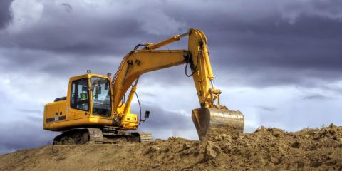 3 Benefits of Hiring a Professional Excavation Contractor, Dover, New York