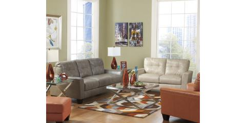 Paulie Sofa By Ashley 422 Mcguire Furniture Rental