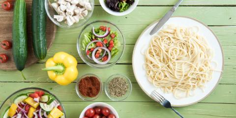 3 Reasons Pasta Is an Athlete's Best Friend , Groton, Connecticut