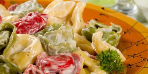 3 Flavorful Dishes That Use Alfredo Sauce, Groton, Connecticut