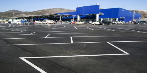 4 FAQ About Parking Lot Striping , Tanaina, Alaska
