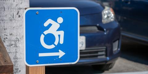A Guide to ADA Regulations for Parking Lots, Tanaina, Alaska