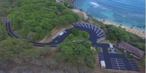 Parking Lot Design Considerations , Koolaupoko, Hawaii