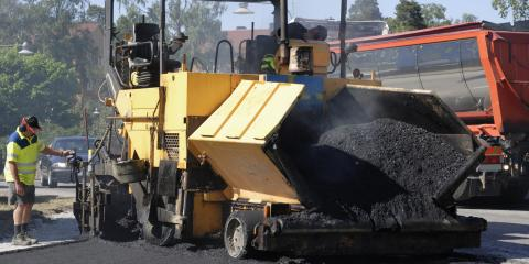 3 Important Questions to Ask a Paving Contractor Before Hiring, Troy, Alabama
