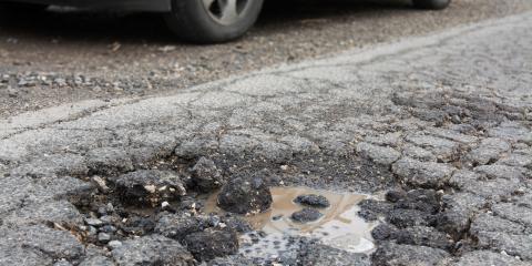 3 Reasons to Fix Those Potholes in Your Parking Lot, Lexington-Fayette Northeast, Kentucky