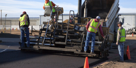 Guidelines for Maintaining and Applying Asphalt Sealcoating, Kingman, Arizona