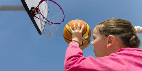 Paving Company Explains How to Set up a Basketball Court, Cranston, Rhode Island