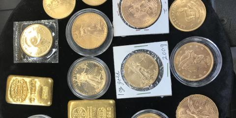 A Guide to Selling Coins at a Pawn Shop, Hinesville, Georgia