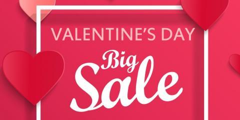 Valentines Day Sale! 15% Off All Jewelry!, Kingman, Arizona