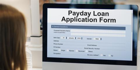 5 Items Needed for an Easy Payday Loan Application Process, Washington Court House, Ohio