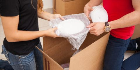 How Should You Store Fragile Items Safely in a Storage Unit?, Texarkana, Texas