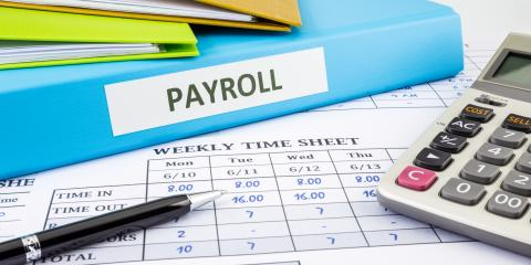 3 Reasons to Hire a Professional Payroll Services Company, Silver Spring, Maryland