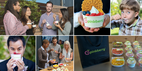 Pinkberry Froyo Pick-Up-Packs Are Perfect For The Holidays, Manhattan, New York