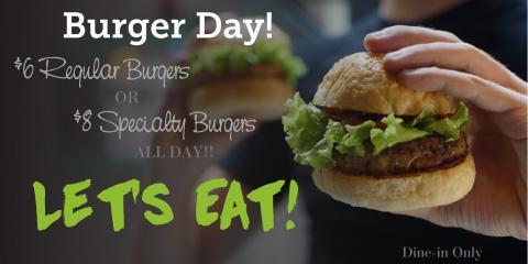 Burger Day!, ,