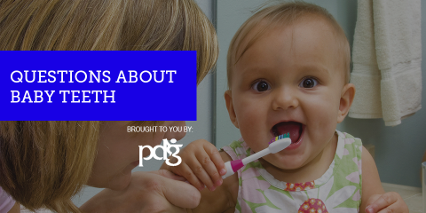 how to get two year old to brush teeth