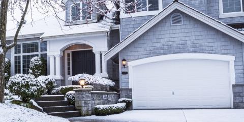 How to Combat Frozen Garage Doors, St. Paul, Minnesota
