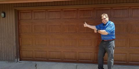 Tips and Tricks from a Garage Door Guru, St. Paul, Minnesota