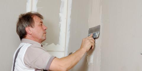Drywall Repair: Why You Should Leave It to the Professionals, Columbus, Ohio
