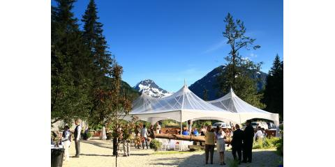 AK's Top Wedding Tent Rental Company on What You Need on the Big Day, Anchorage, Alaska