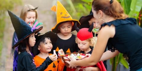 Children's Dentist Offers 4 Tips to Preventing Cavities From Halloween Candy, Ewa, Hawaii