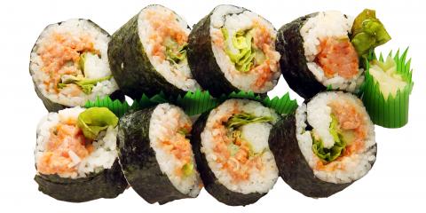 3 Health Benefits of Eating Seaweed, Honolulu, Hawaii