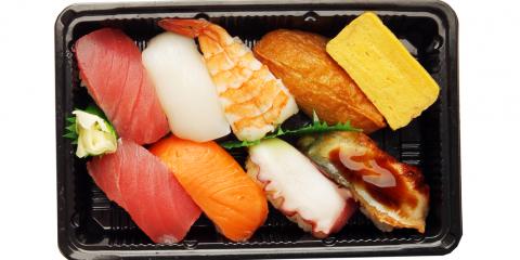 What Are Nigiri, Sashimi, & Maki?, Honolulu, Hawaii