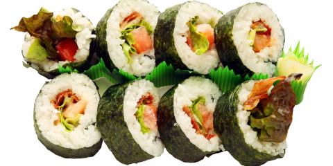 3 Types of Tuna Used In Sushi, Honolulu, Hawaii